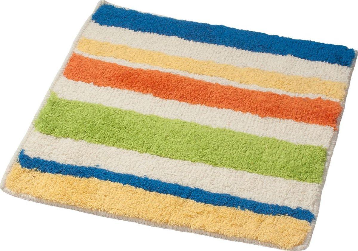 Коврик для ванной Ridder Tutu, цвет: мультиколор, 55 х 50 см коврик для ванной ridder grand prix цвет белый синий 55 х 85 см