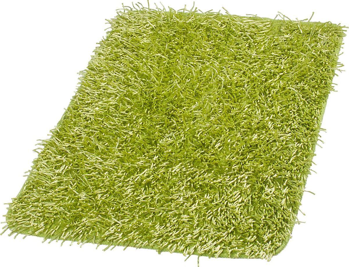 """Коврик для ванной Ridder """"Bob"""", цвет: зеленый, 60 х 90 см"""