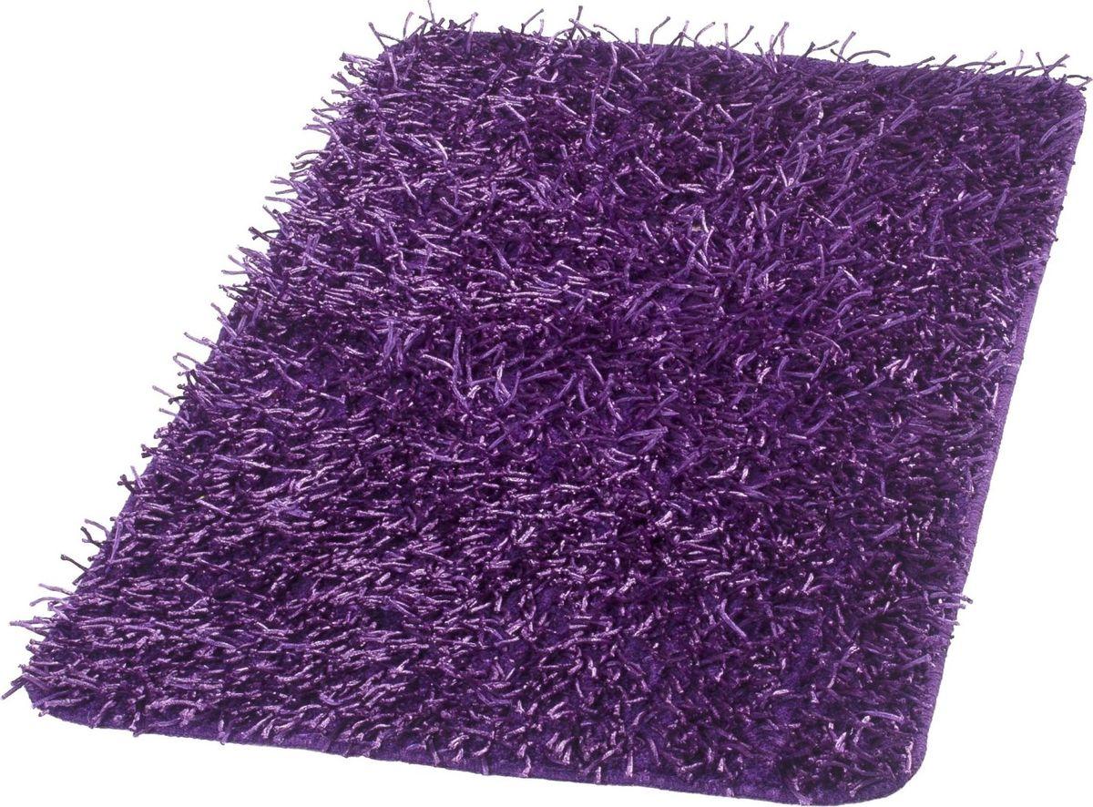 """Коврик для ванной Ridder """"Bob"""", цвет: фиолетовый, 60 х 90 см"""