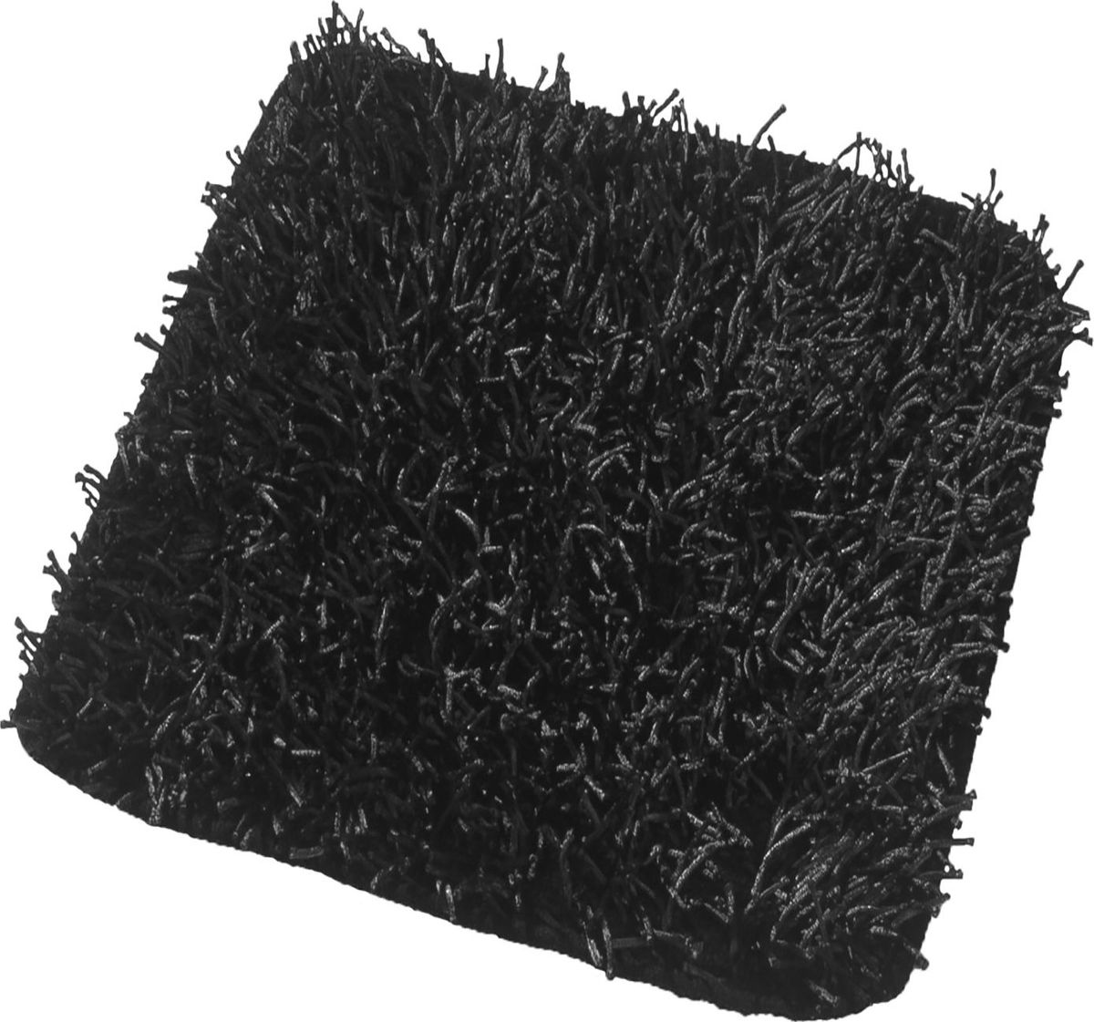 Коврик для ванной Ridder Bob, цвет: черный, 50 х 50 см мыльница ridder bob цвет зеленый