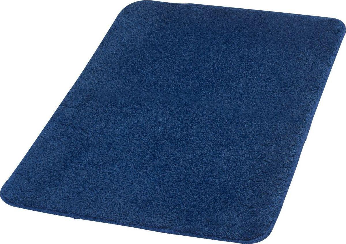 Коврик для ванной Ridder Palma, цвет: синий, голубой, 70 х 120 см коврик для ванной ridder grand prix цвет белый синий 55 х 85 см
