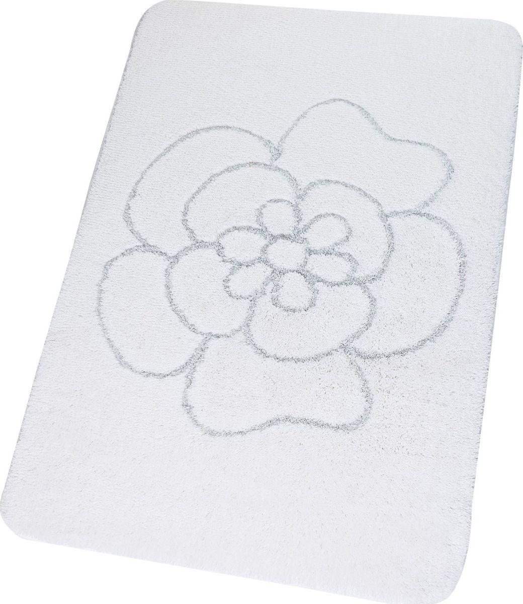 Коврик для ванной Ridder  Diamond , цвет: белый, 70 х 120 см - Коврики