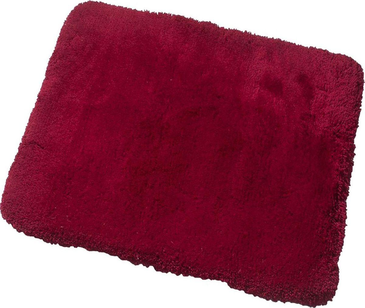 Коврик для ванной Ridder  Istanbul , цвет: красный, 60 х 50 см - Коврики