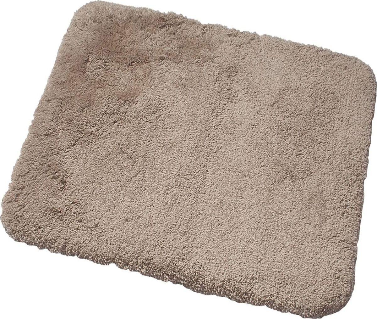 Коврик для ванной Ridder Istanbul, цвет: бежевый, коричневый, 60 х 50 см
