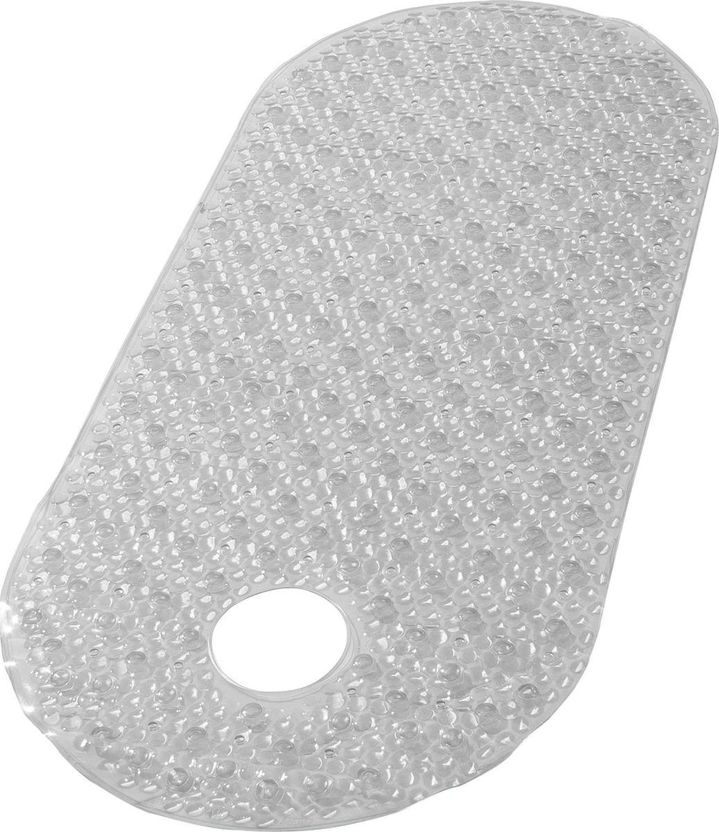 """Высококачественные немецкие коврики """"Lense"""" созданы для вашего удобства.  Состав и свойства противоскользящих ковриков: ПВХ с защитой от плесени и грибка; Имеются присоски для крепления. Безопасность изделия соответствует стандартам LGA (Германия).  Размер коврика: 38 х 88 см."""