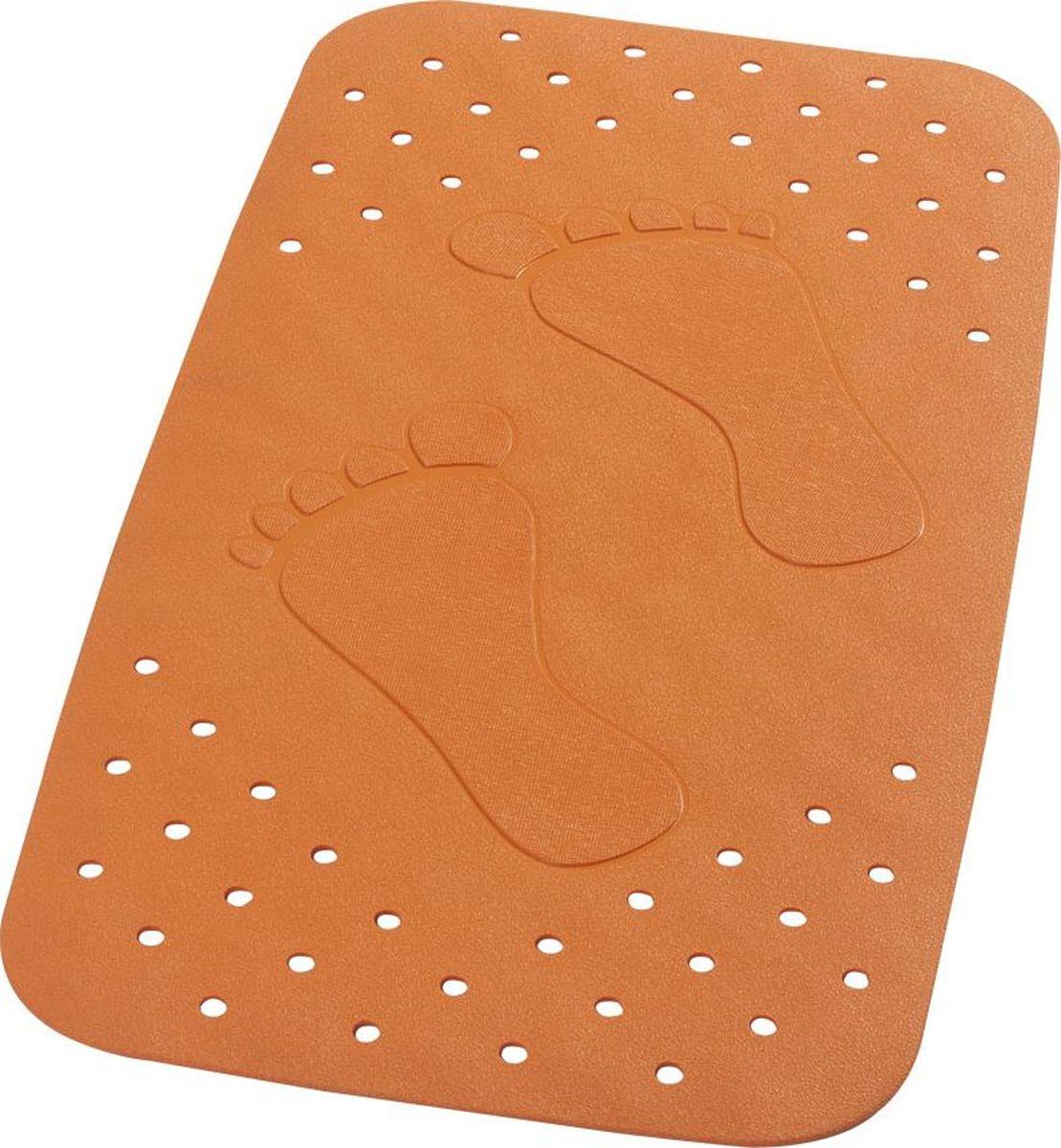 """Коврик для ванной Ridder """"Plattfuss"""", изготовленный из каучука с защитой от плесени и грибка, создает комфортное антискользящее покрытие в ванне. Крепится к поверхности при помощи присосок. Изделие удобно в использовании и легко моется теплой водой."""