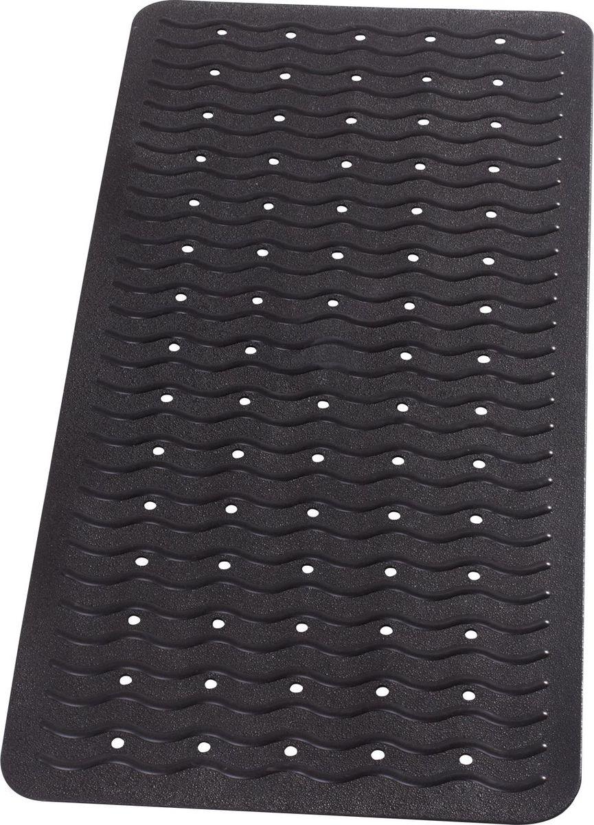 Высококачественные немецкие коврики созданы для вашего удобства.   Состав и свойства противоскользящих ковриков:  ПВХ с защитой от плесени и грибка;  Имеются присоски для крепления.  Безопасность изделия соответствует стандартам LGA (Германия).   Размер коврика: 38 х 80 см.