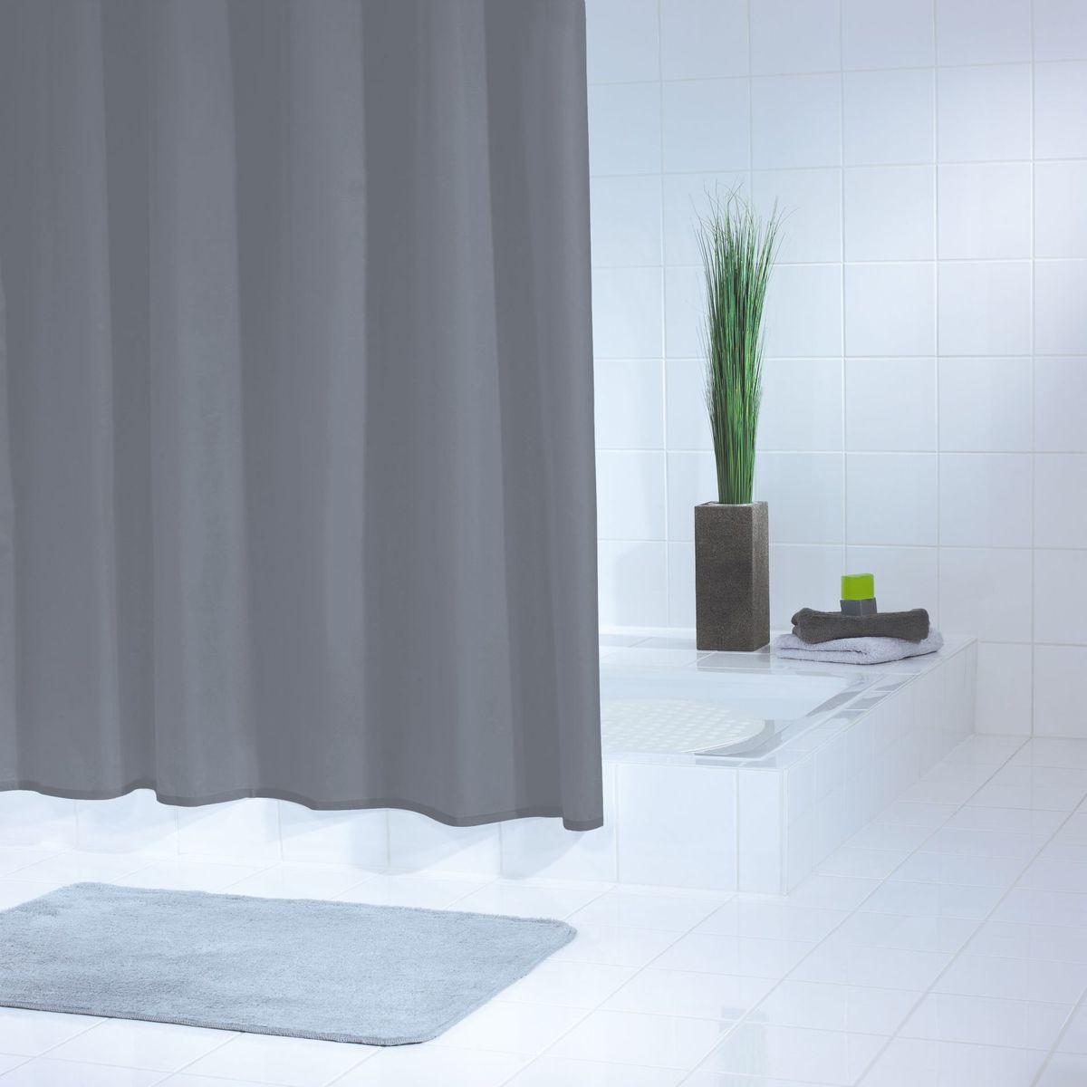 """Оригинальная шторка Ridder """"Standard"""" создаст  прекрасное настроение в ванной комнате. Она выполнена из  высококачественного материала и не имеет запаха."""