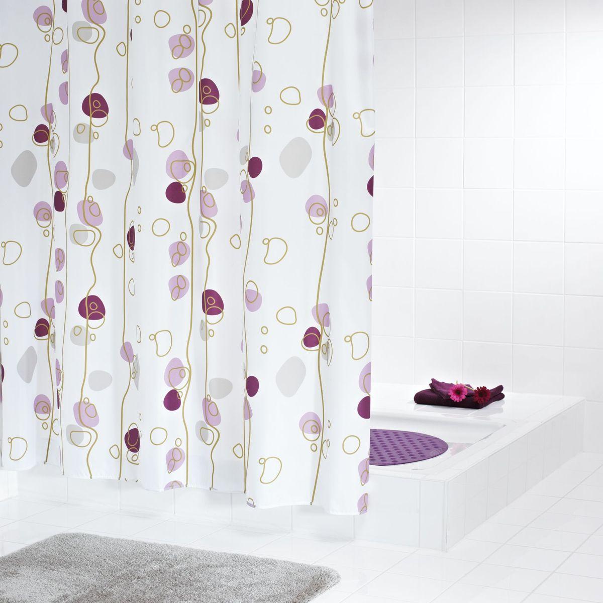 """Высококачественная немецкая шторка Ridder """"Soaring"""" создаст прекрасное  настроение в ванной комнате.  Данное изделие имеет антигрибковое, водоотталкивающее и антистатическое  покрытие и утяжеленный нижний кант. Машинная стирка.  Глажка при низкой температуре."""