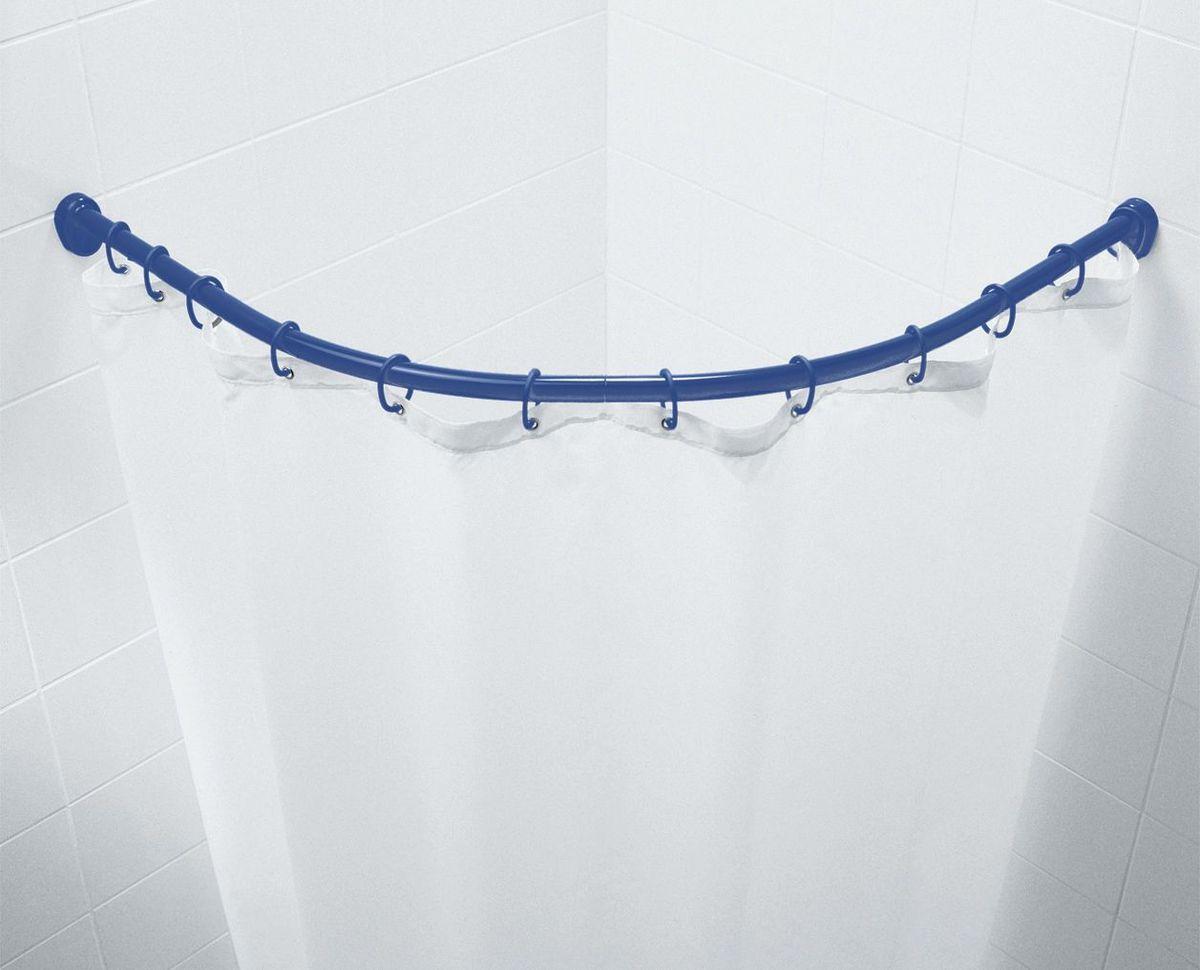 Высококачественная немецкая круговая штанга 90 х 90 см.  Для предотвращения царапин на штангу из спрессованного алюминия наносится специальное покрытие.  Установка данной штанги требует сверления.  Полный комплект для крепления к стене.