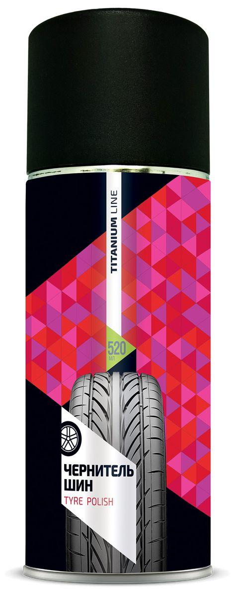Автополироль для шин Sapfire Tyre Polish, 520 мл наклейка автомобильная sapfire спасибо за победу цвет белый
