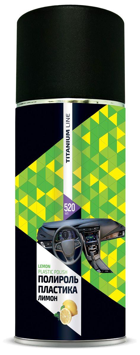 Автополироль пластика Sapfire Plastik Polish, лимон, 520 мл наклейка автомобильная sapfire череп металлизированная цвет серебристый