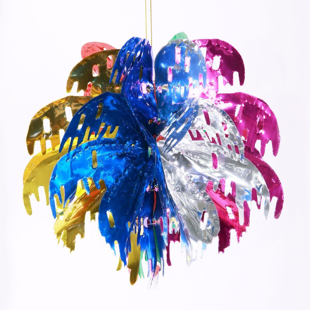 Гирлянда новогодняя Magic Time Пальмы цветные, 20 х 11,5 см футболка с полной запечаткой мужская printio сара керриган старкрафт