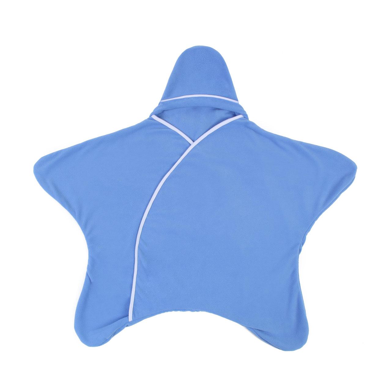 Конверт для новорожденного 5 в 1 Twinklbaby Заверни и иди, цвет: голубой. 0021. Размер универсальный, 0-12 месяцев каталог twinklbaby