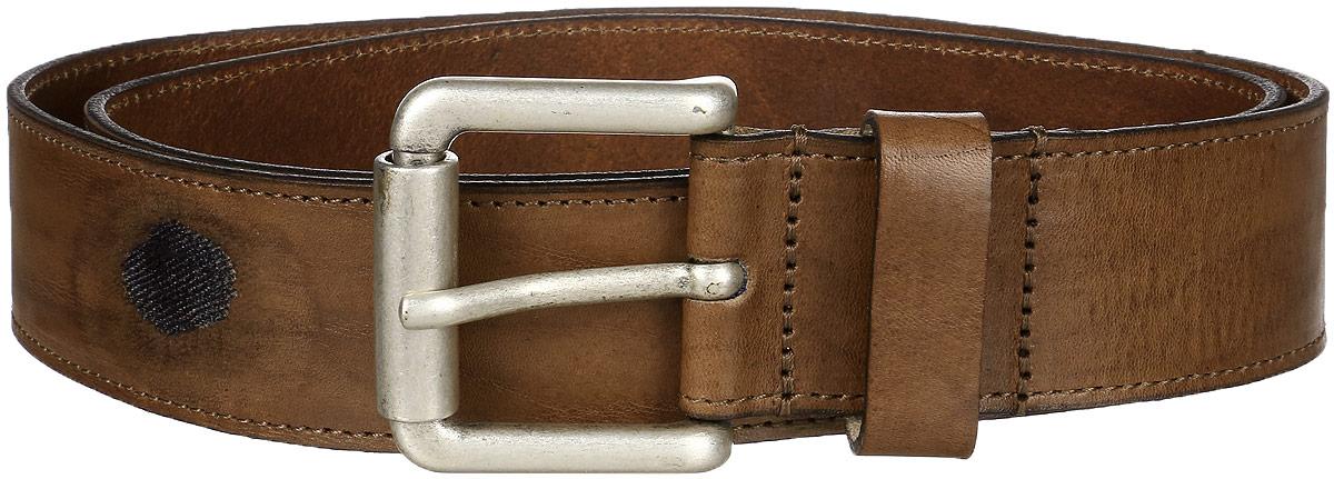 Ремень мужской Diesel, цвет: коричневый. X03964-PS978. Размер 90 мужской ремень cinto couro marca