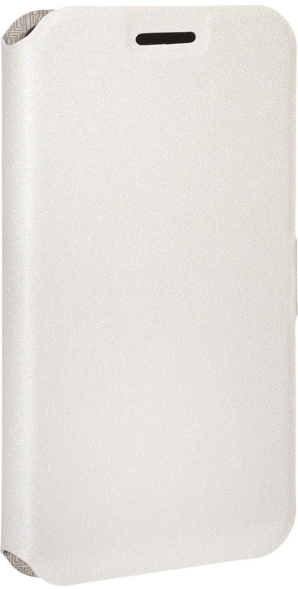 Prime Book чехол для LG K5, White чехлы для телефонов prime чехол книжка для lg k3 prime book