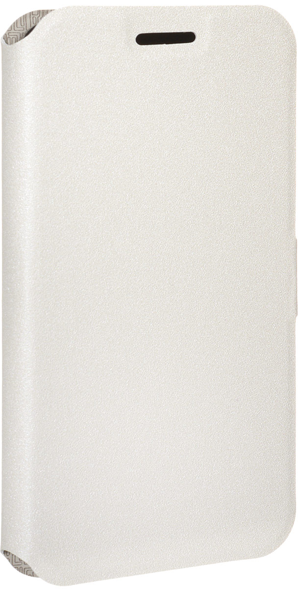 Prime Book чехол для LG K5, White lg mb65w95gih white свч печь с грилем