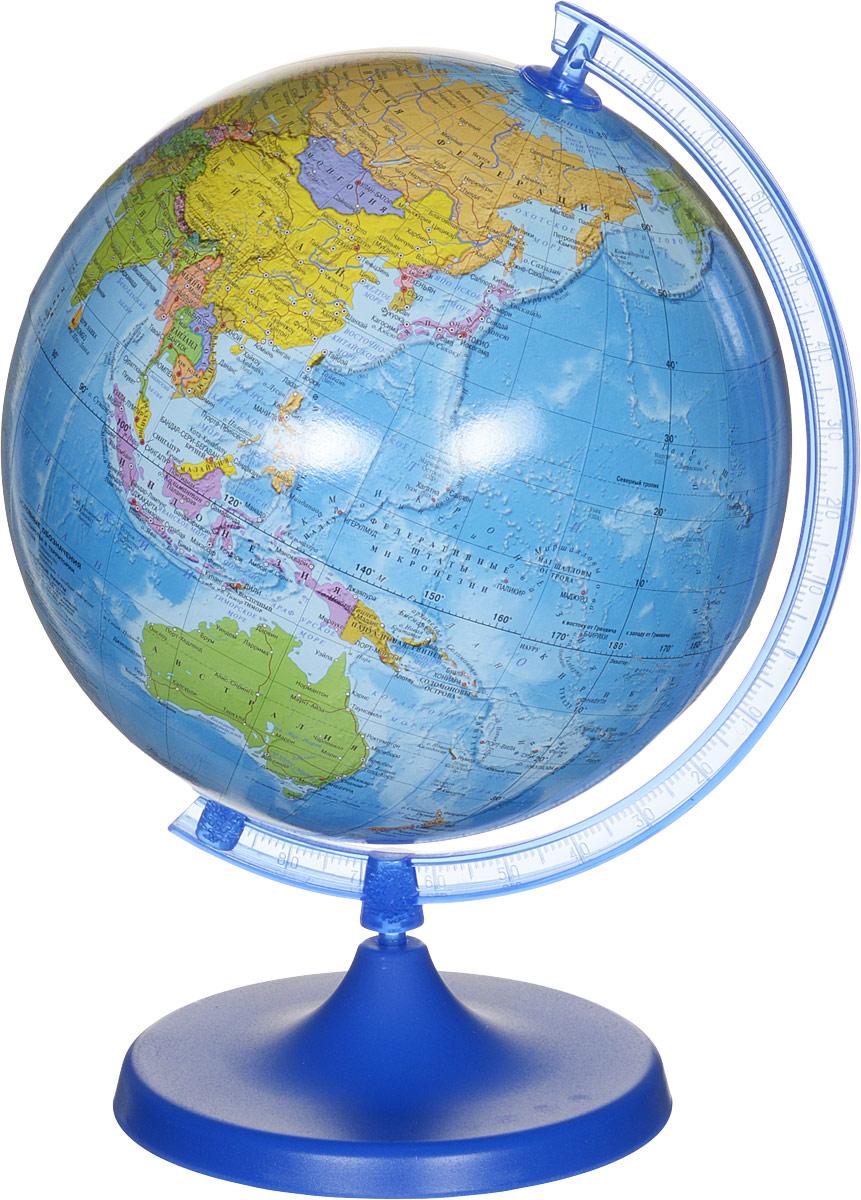Глобус DMB, c политической картой мира, диаметр 22 см