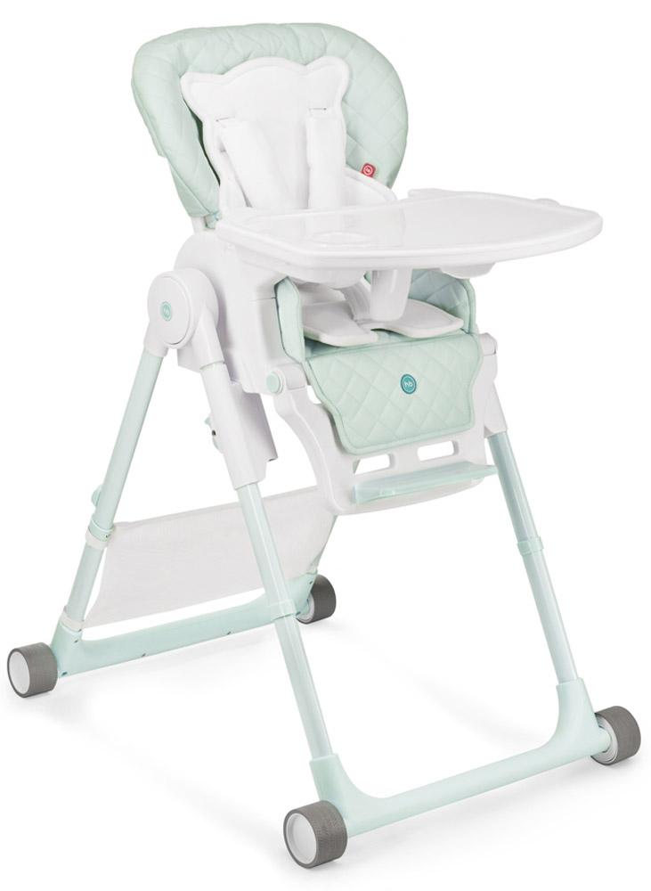 Happy Baby Стульчик для кормления William V2 цвет голубой sweet baby стульчик для кормления luxor classic arancione