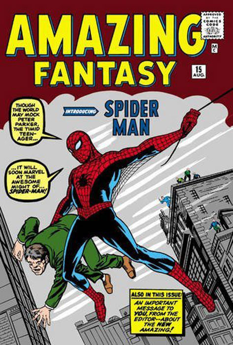 The Amazing Spider-Man Omnibus: Volume 1 fantastic cities a coloring book of amazing places real and imagined