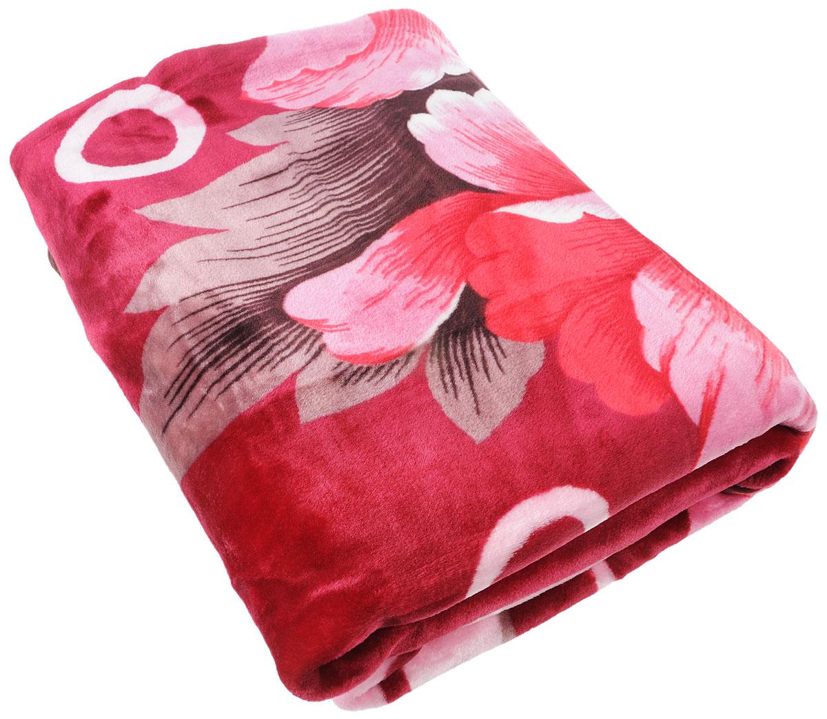 """Плед """"Tamerlan"""" - это идеальное решение для вашего интерьера! Он порадует вас легкостью, нежностью и оригинальным дизайном! Плед выполнен из 100% полиэстера. Полиэстер считается одной из самых популярных тканей. Это материал синтетического происхождения из полиэфирных волокон. Внешне такая ткань схожа с шерстью, а по свойствам близка к хлопку. Изделия из полиэстера не мнутся и легко стираются. После стирки очень быстро высыхают.    Плед - это такой подарок, который будет всегда актуален, особенно для ваших родных и близких, ведь вы дарите им частичку своего тепла!Плотность: 600 г/м2"""