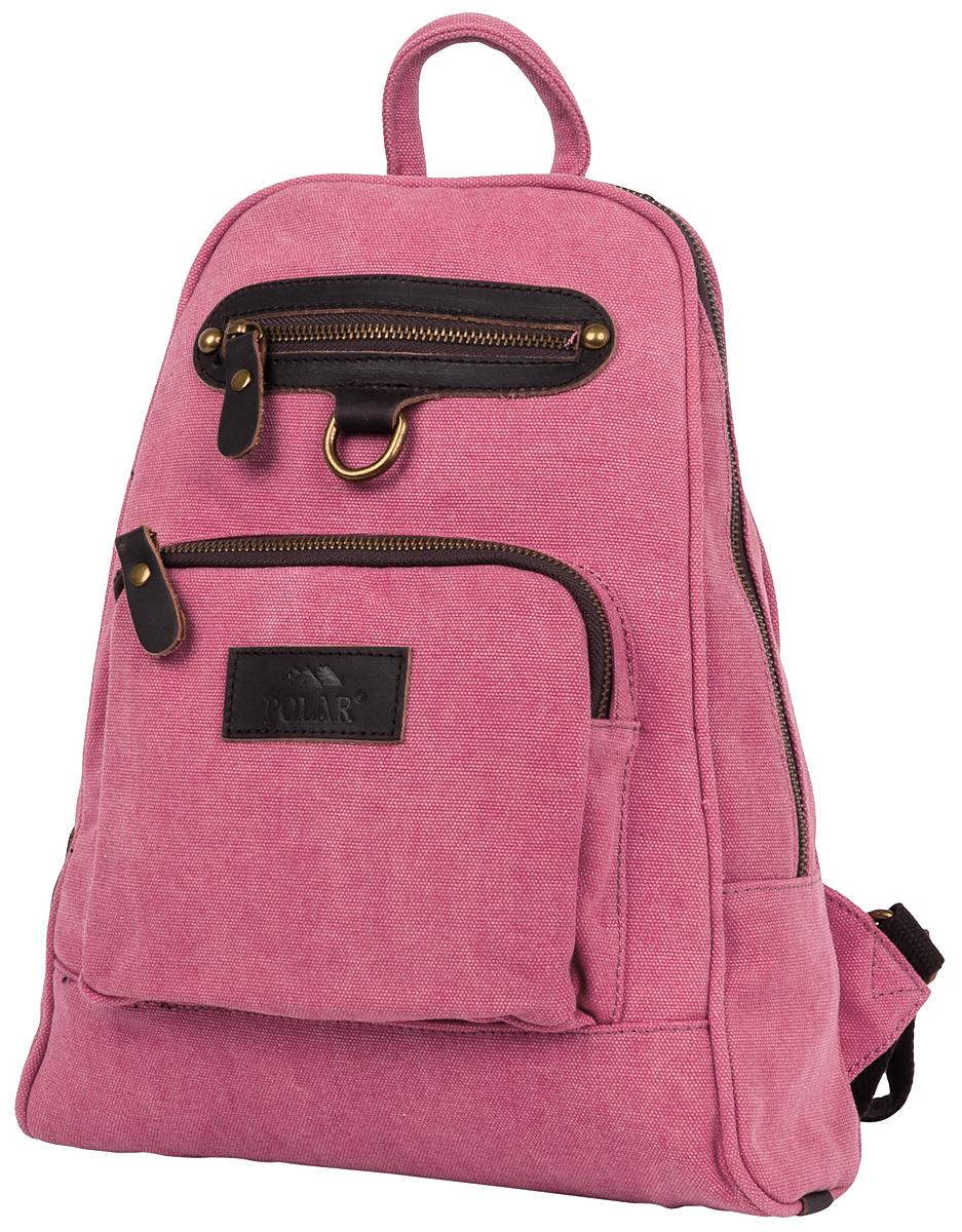 Рюкзак городской женский Polar Adventure, цвет: розовый, 8,5 л. п8001-01 red рюкзак polar polar po001buawne3