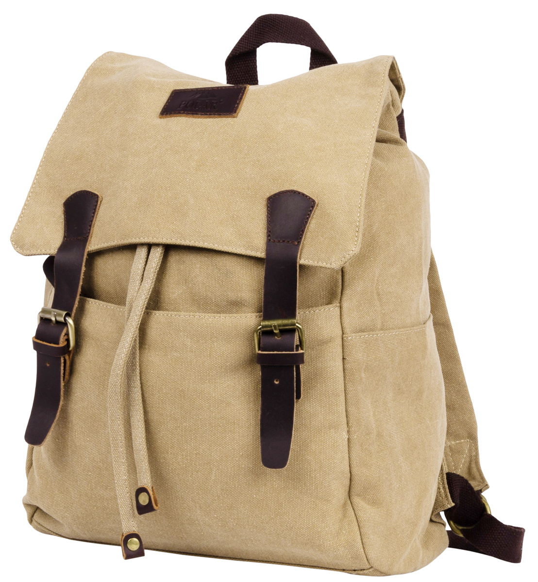 Рюкзак городской Polar Adventure, цвет: бежевый, 18,5 л. п3302-13 рюкзак городской polar 21 5 л цвет желтый п1563 03