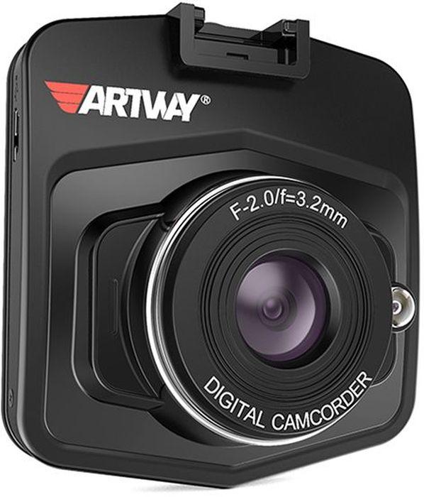 Artway AV-510, Black видеорегистратор