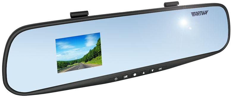 izmeritelplus.ru: Artway AV-610, Black видеорегистратор-зеркало
