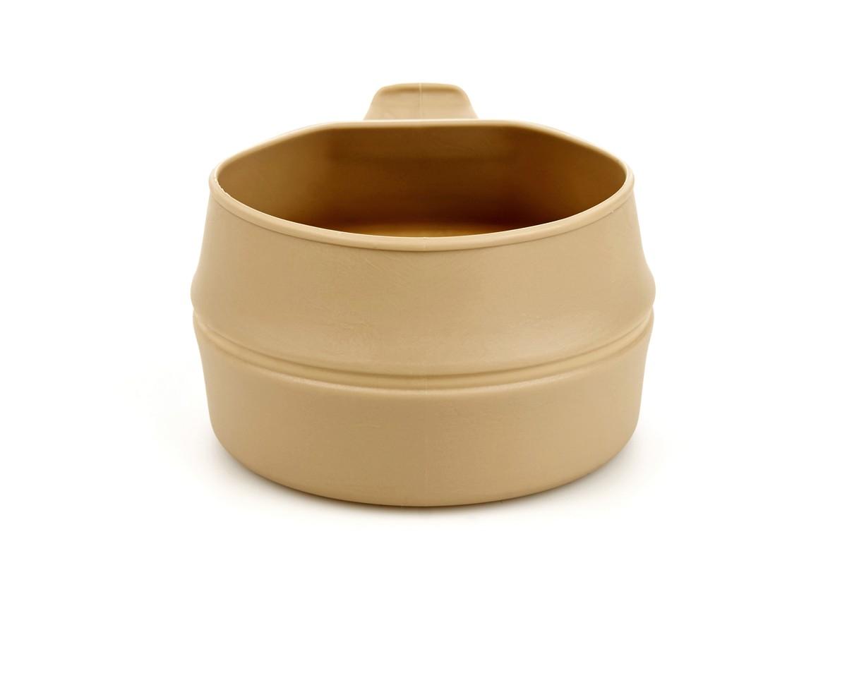 Кружка складная Wildo Fold-a-Cup, портативная , цвет: пустынный. 10015