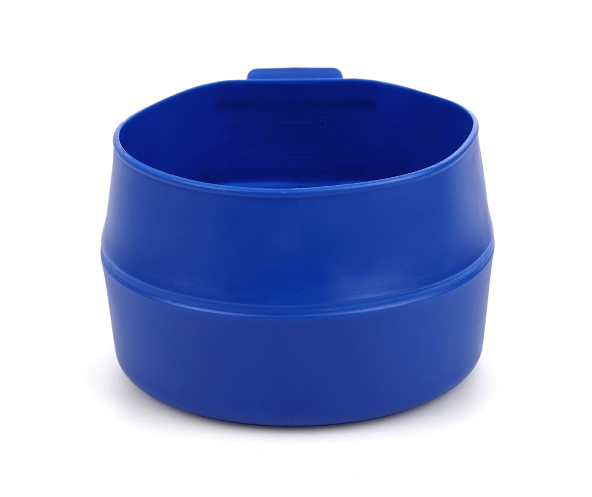 Кружка складная Wildo Fold-a-Cup Big, портативная, цвет: морская синева, 0,6 л
