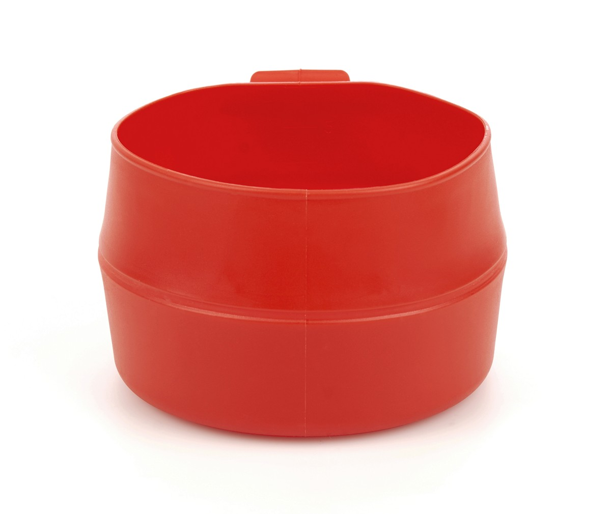Кружка складная Wildo Fold-a-Cup Big, портативная, цвет: красный, 0,6 л