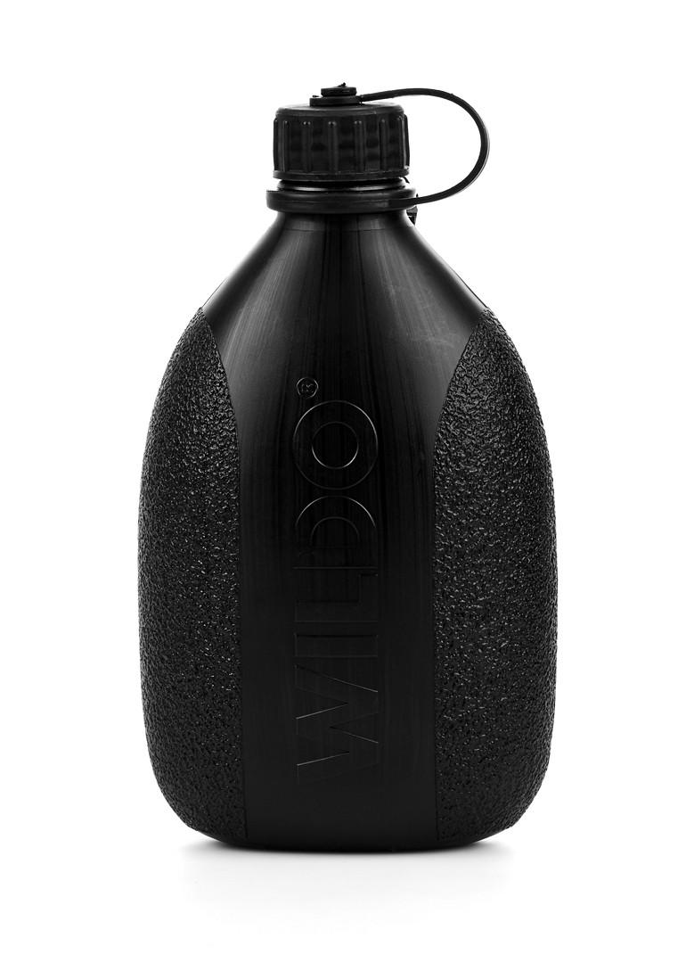 Фляга Wildo Hiker Bottle, цвет: черный, 0,7 л wildo