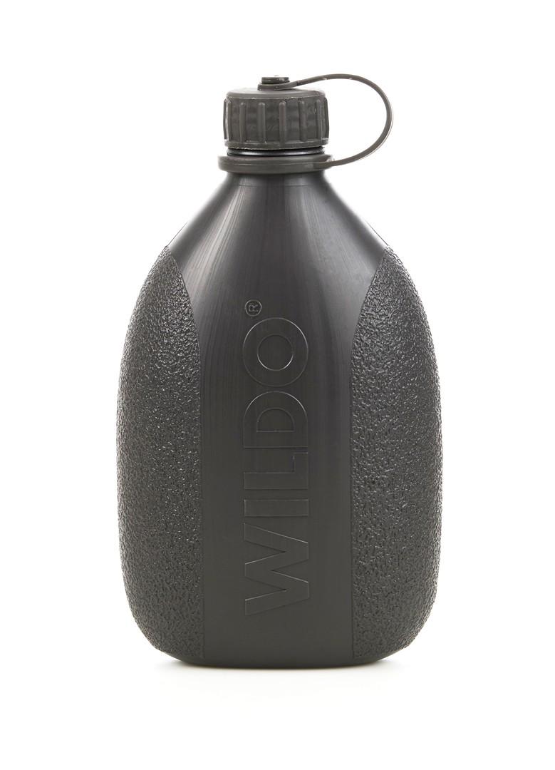 Фляга Wildo Hiker Bottle, цвет: темно-серый, 0,7 л тележка для фляги в твери