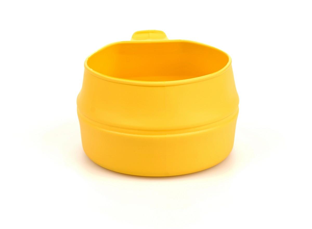 Кружка складная Wildo Fold-a-Cup, портативная , цвет: лимонный. W10106 aleksandra xhamo copyright enforcement
