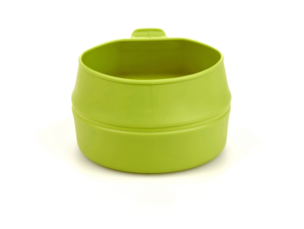 Кружка складная Wildo Fold-a-Cup, портативная , цвет: лайм. W10107 aleksandra xhamo copyright enforcement