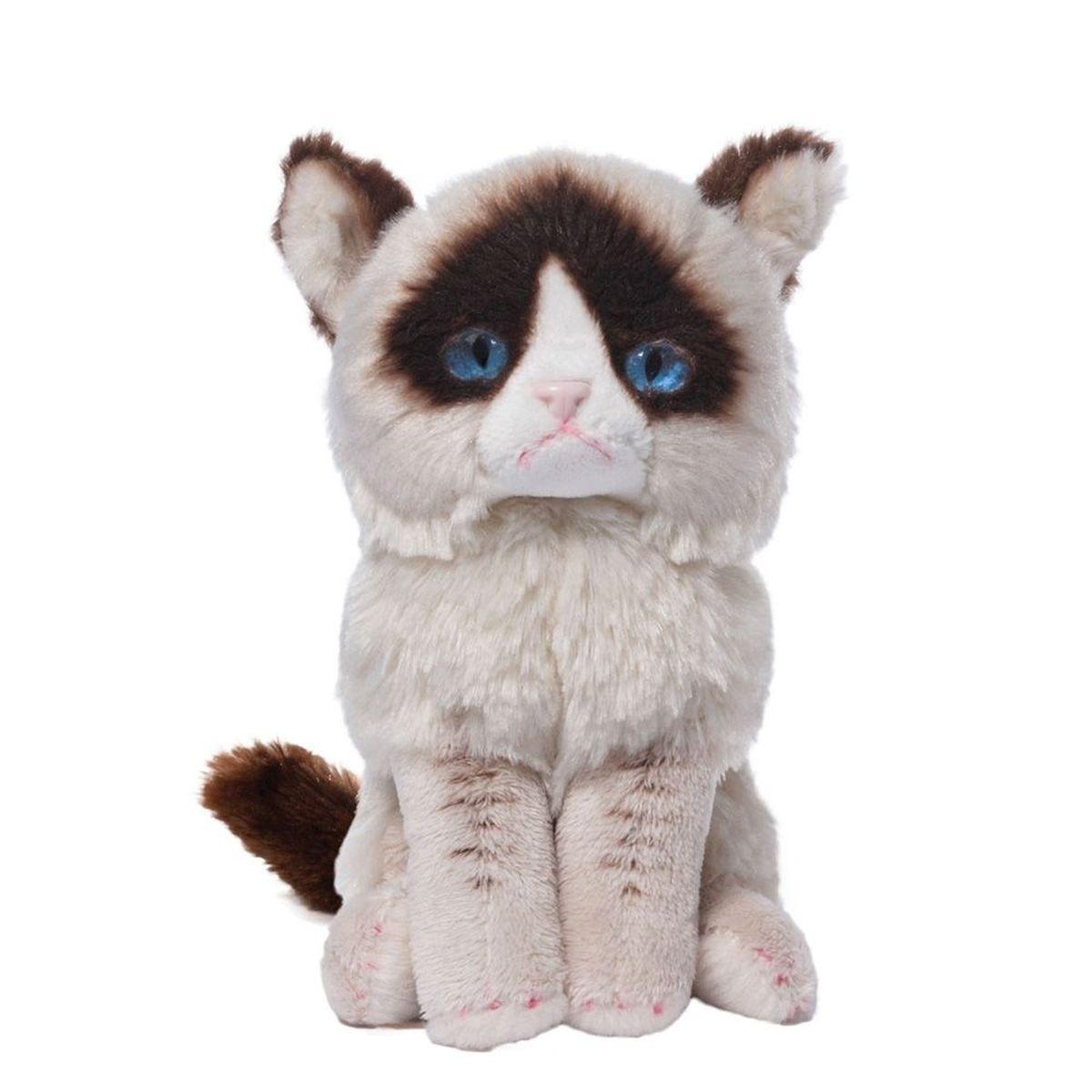 Gund Мягкая игрушка Grumpy Cat Mini 12,5 см gund мягкая игрушка velvetino с зеленым шарфом 30 5 см