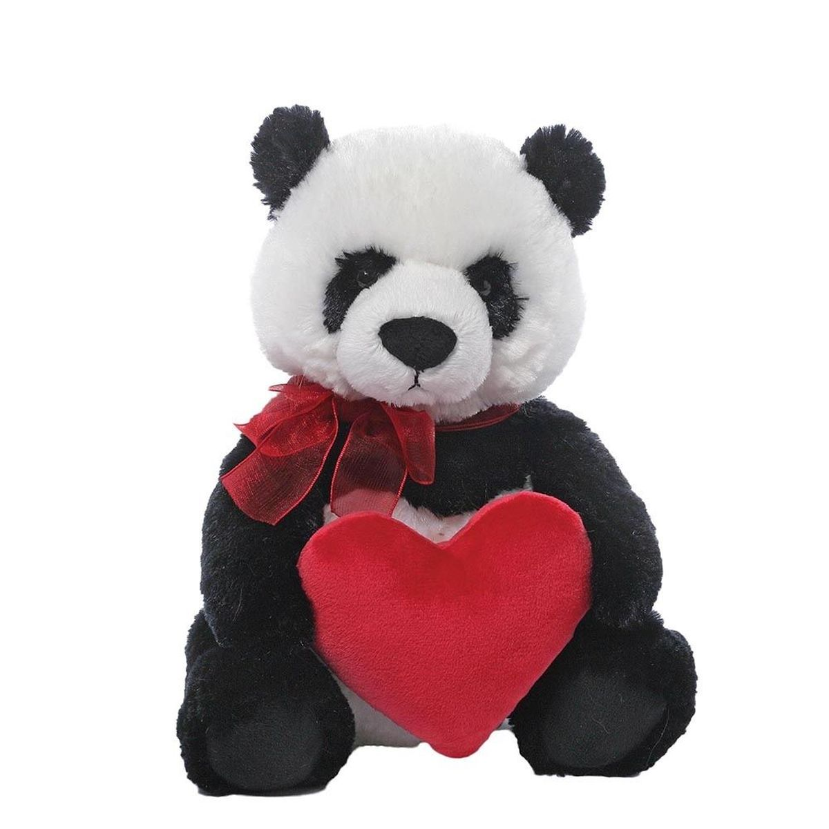 Gund Мягкая игрушка Pandalove 21,5 см малышарики мягкая игрушка собака бассет хаунд 23 см
