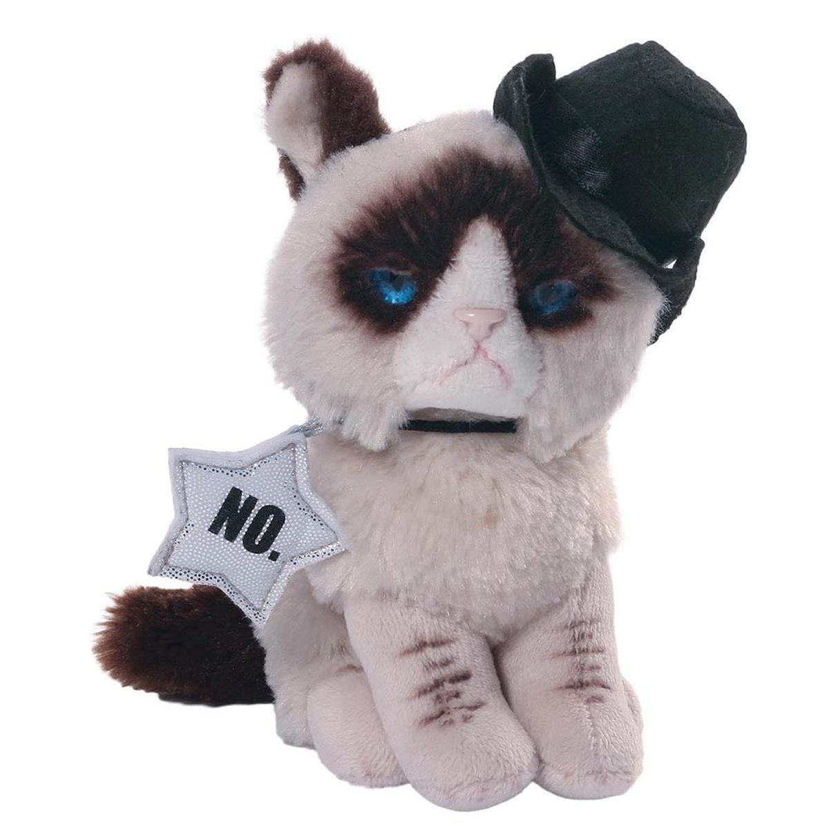 Gund Мягкая игрушка Grumpy Cat Cowboy 12,5 см gund мягкая игрушка grumpy cat 23 см