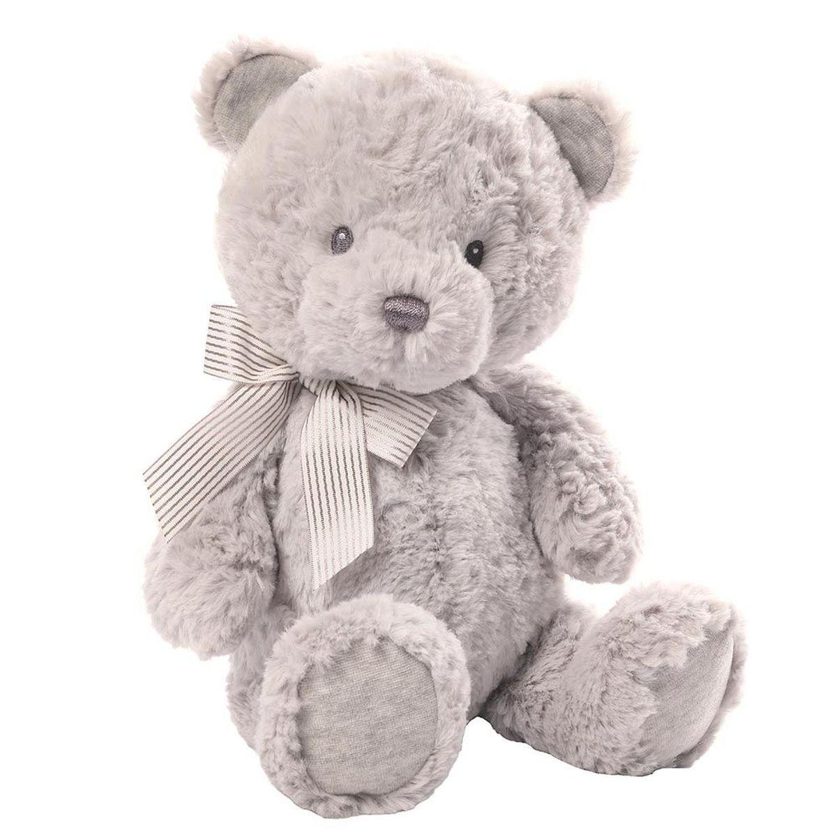 Gund Мягкая игрушка Grayson Bear Medium 33 см малышарики мягкая игрушка собака бассет хаунд 23 см