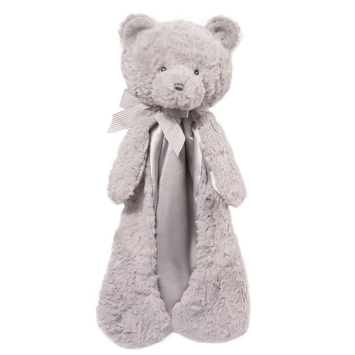 Gund Мягкая игрушка Grayson Bear Huggybuddy 43 см мягкая игрушка paddington bear