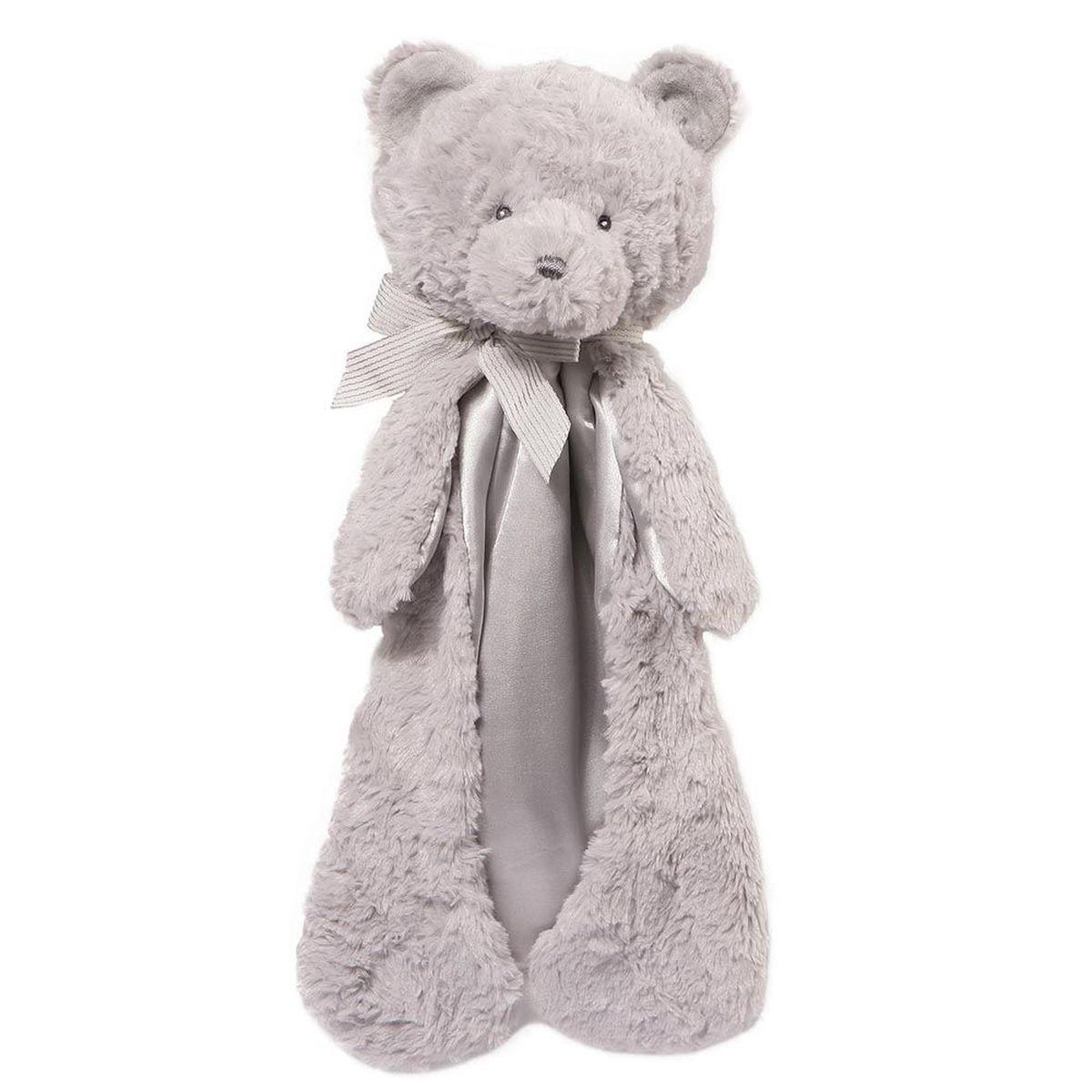 Gund Мягкая игрушка Grayson Bear Huggybuddy 43 см мягкая игрушка steiff paddington bear