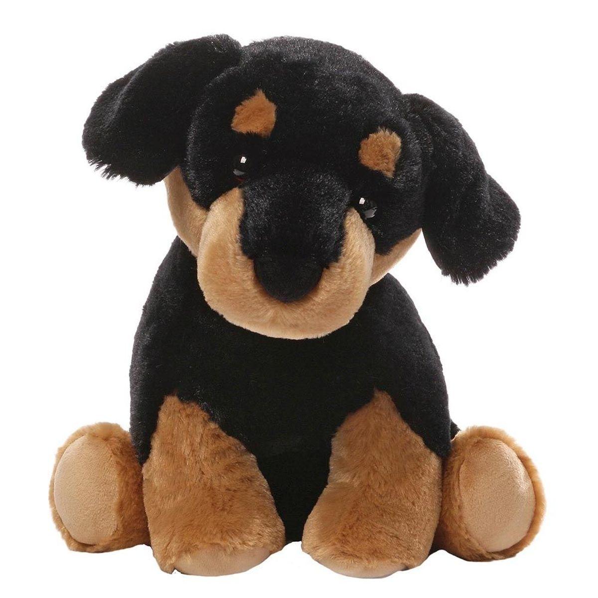 Gund Мягкая игрушка Claud Rotweiller Dog 23 см малышарики мягкая игрушка собака бассет хаунд 23 см