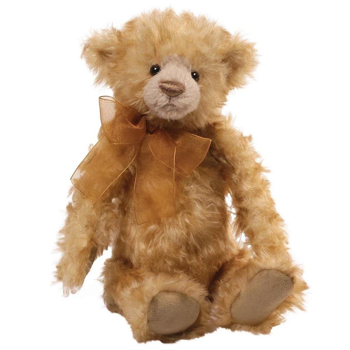 Gund Мягкая игрушка Braden Bear 33 см gund мягкая игрушка perry bear 40 5 см