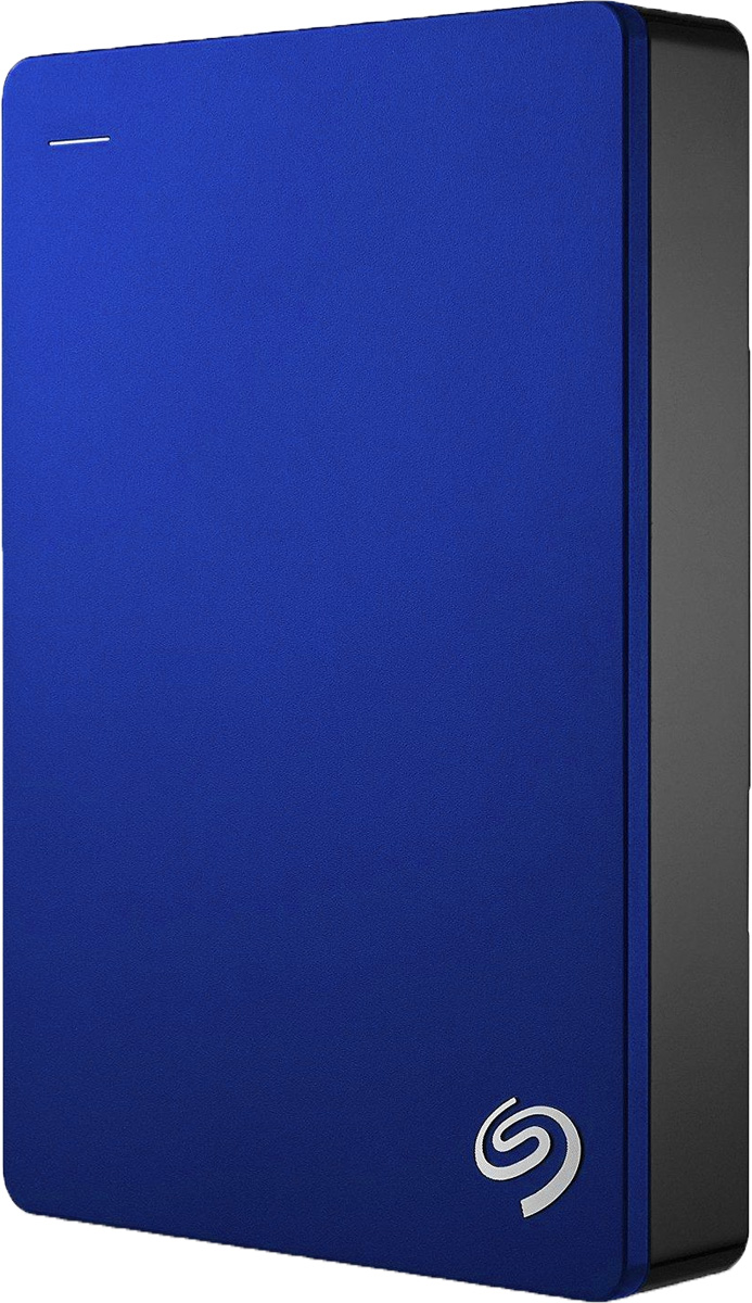 Seagate Backup Plus Portable 4TB USB 3.0, Blue внешний жесткий диск (STDR4000901)