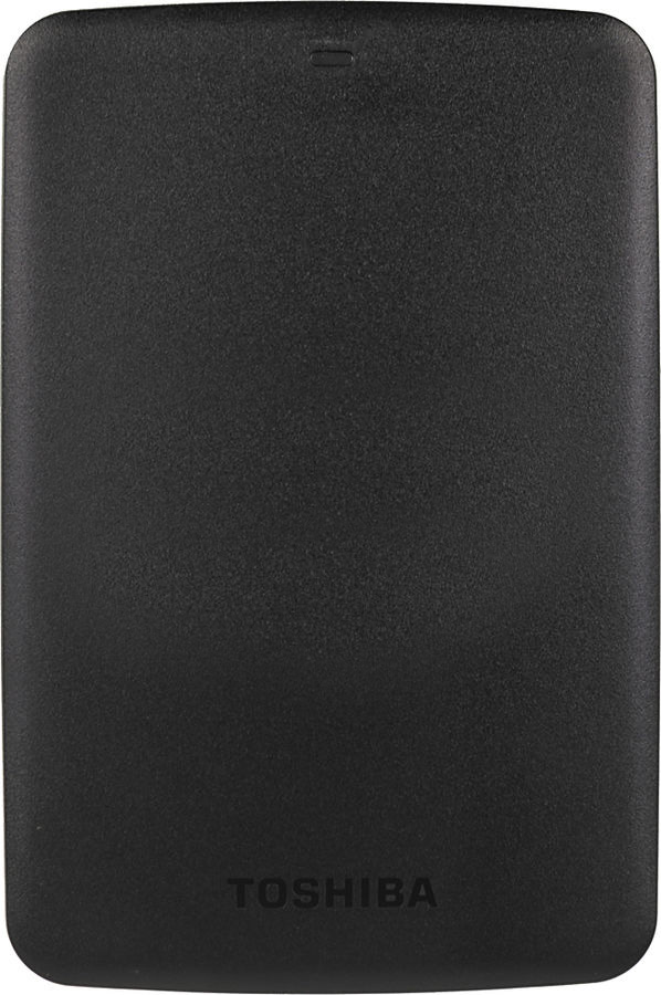 Toshiba Canvio Basics 3TB, Black внешний жесткий диск (HDTB330EK3CA) happiness basics толстовка