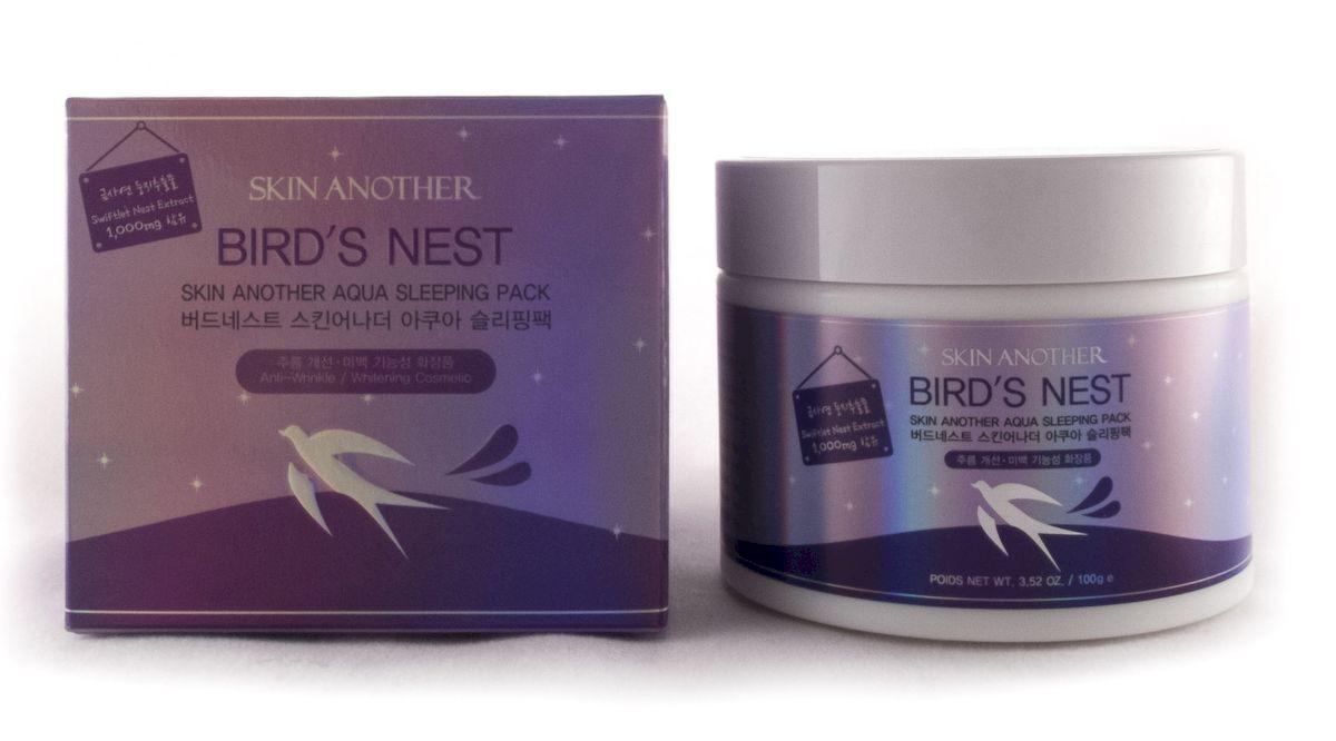 FarmStay Ночная увлажняющая маска с экстрактом ласточкиного гнезда, 100 г7041293Ночная крем-маска на экстракте секреции ласточки- саланганы. Ночная маска делает кожу упругой и гладкой во время сна. Содержит экстракты секреции ласточки- саланганы, которым она скрепляет свое гнездо, а также прополиса, известные своими богатыми питательными веществами и природным увлажнением, т.к. содержащиеся в них бетаин и гиалуроновая кислота предотвращают старение кожи, омолаживают и увлажняют кожу лица.