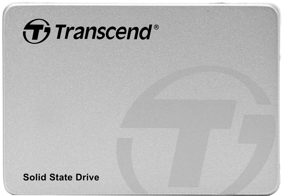 Transcend SSD220120GB SSD-накопитель (TS120GSSD220S)TS120GSSD220SТвердотельные накопители Transcend SSD220 SATA III Гбит/с отличаются разумной стоимостью, демонстрируют впечатляющую скорость передачи данных, которая составляет до 550 МБ/с, и способны ускорить загрузку системы и приложений.За счет использования высококачественных микросхем флэш-памяти и усовершенствованных алгоритмов работы прошивки накопители Transcend SSD220 обеспечивают высокую надежность хранения данных. Они в полной мере поддерживают режим SATA Device Sleep Mode (DevSleep), что дает возможность снизить потребление энергии (экономия составляет до 90 %) и максимально увеличить длительность автономной работы ноутбука.Transcend SSD220 оснащен кэшем на базе микросхем памяти DDR3 и демонстрирует потрясающую производительность при выполнении операций произвольного считывания и записи блоков размером 4 КБ, которая достигает 330 МБ/с. Он позволит в считанные секунды загружать в память компьютера программы и файлы, что делает его прекрасной альтернативой жестким дискам при выборе накопителя для создания загрузочного раздела ОС. Благодаря использованию интерфейса SATA III 6 Гбит/с и применению технологии SLC-кэширования, накопители SSD220 осуществляют чтение и запись данных на скоростях вплоть до 550 МБ/с и 450 МБ/с, соответственно.Накопители SSD220 не только отличаются высокой производительностью, но и поддерживают технологии RAID и LDPC (Low-Density Parity Check), эффективный алгоритм выявления и исправления ошибок ECC, которые помогают обеспечить надежность хранения ваших данных. Встроенная поддержка алгоритмов снижения износа ячеек позволяет продлить срок эксплуатации.Благодаря полноценной поддержке режима сна SATA Device Sleep Mode (DevSleep), накопители SSD220 способны увеличить длительность автономной работы ноутбука путем реализации интеллектуальной схемы отключения питания интерфейса SATA во время его бездействия. Режим DevSleep реализует состояние чрезвычайно низкого уровня потребления электроэне
