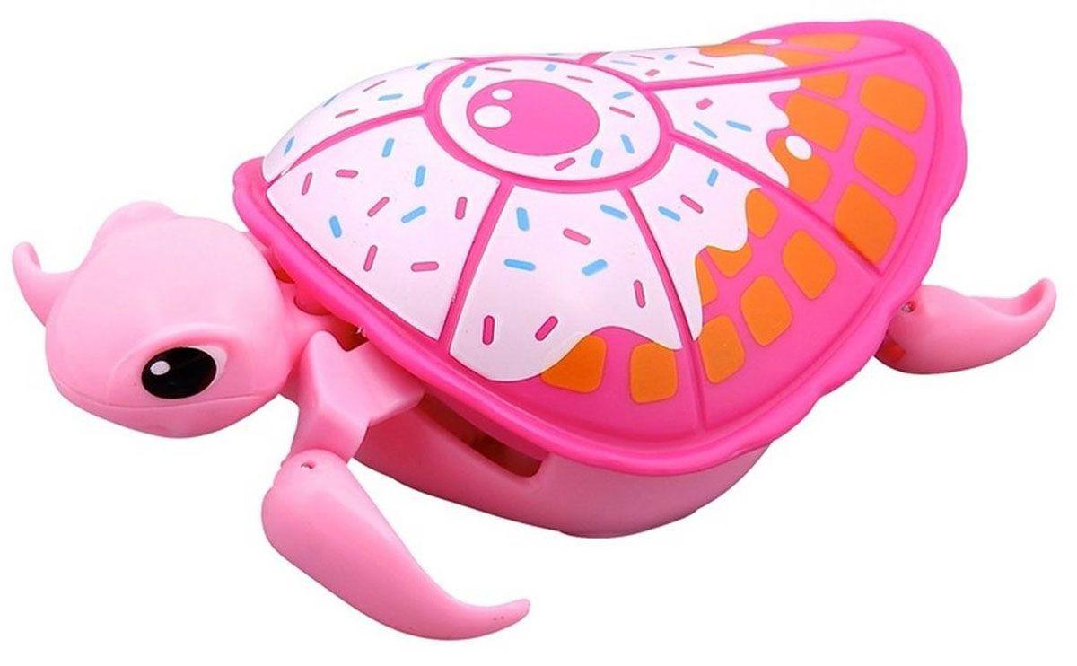 Little Live Pets Интерактивная игрушка Черепашка цвет розовый белый черепашка little live pets в аквариуме