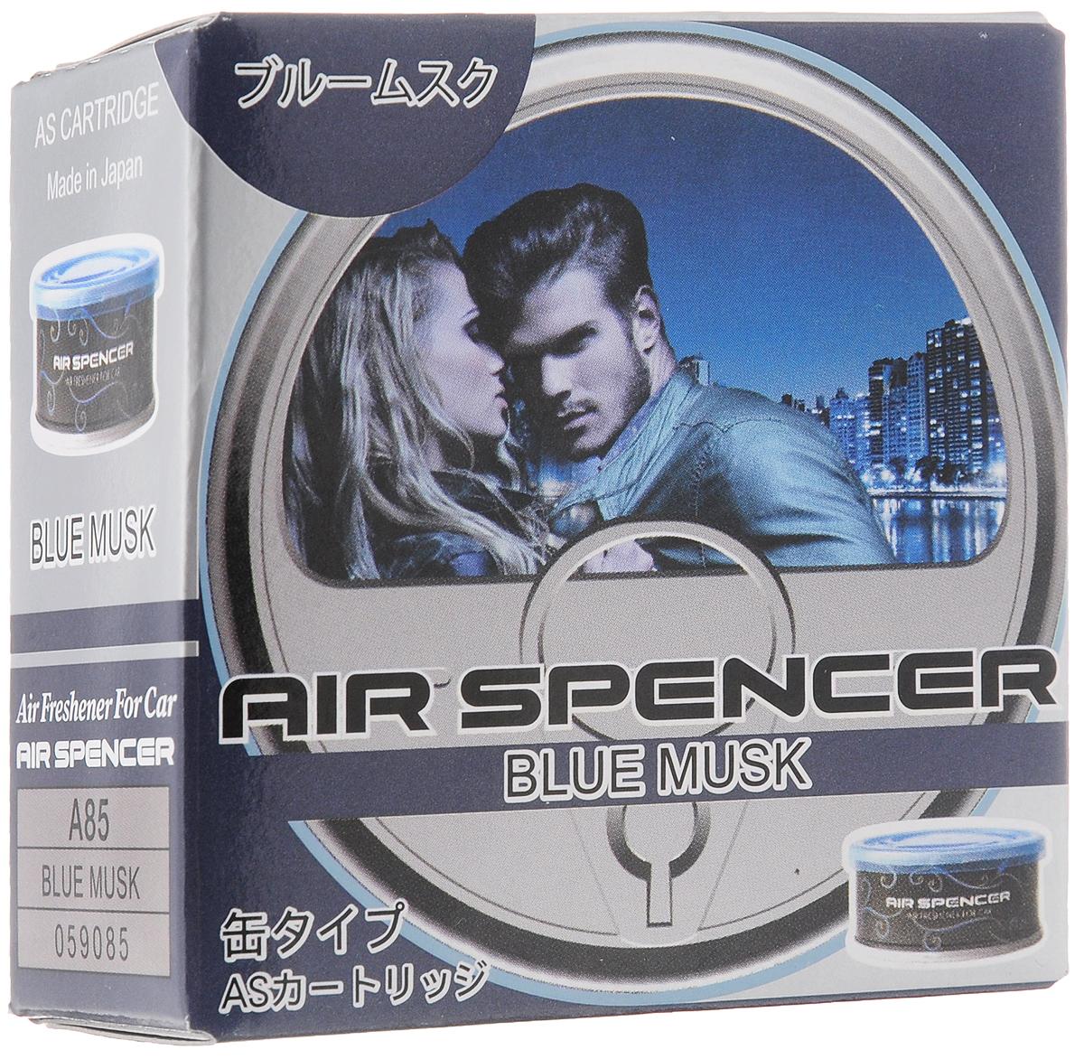 Ароматизатор автомобильный Eikosha Blue Musk ароматизатор chupa chups chp504